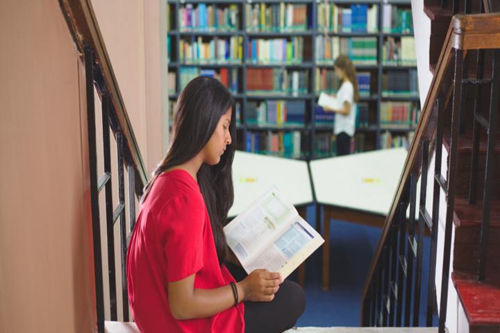 Kodaikanal International School-Library
