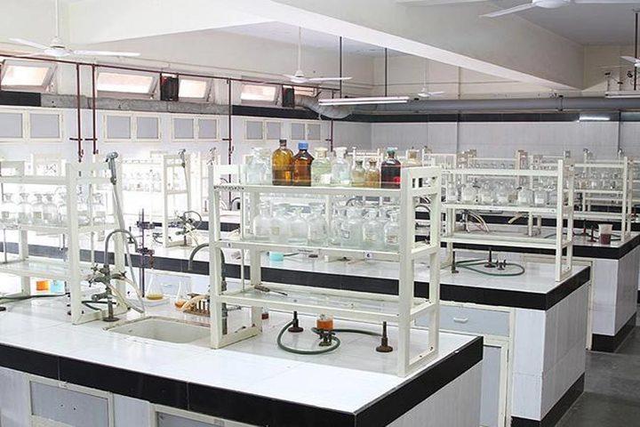 Bunts Sanghas S M Shetty International School and Junior College-Chemistry Lab