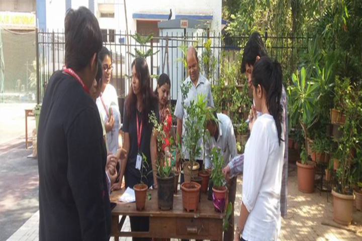 Bunts Sanghas S M Shetty International School and Junior College-Entrance