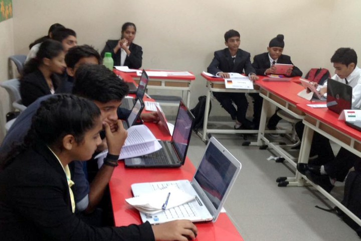 Bunts Sanghas S M Shetty International School and Junior College-Study Room