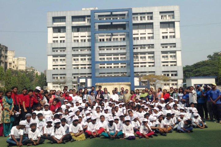 Bunts Sanghas S M Shetty International School and Junior College-Campus