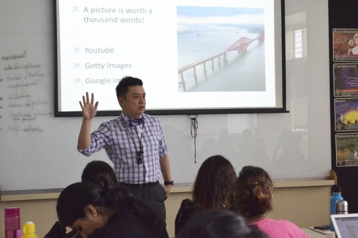 Oberoi International School-Classroom