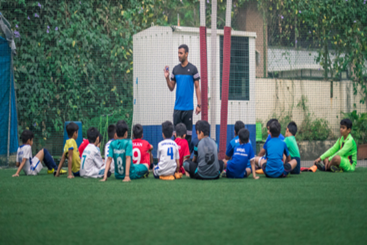 RBK International Academy-Play Ground