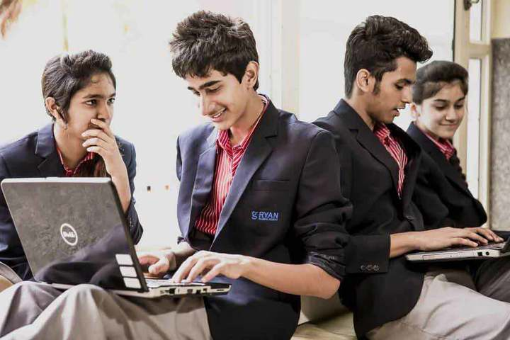 Ryan Global School-Computer Class