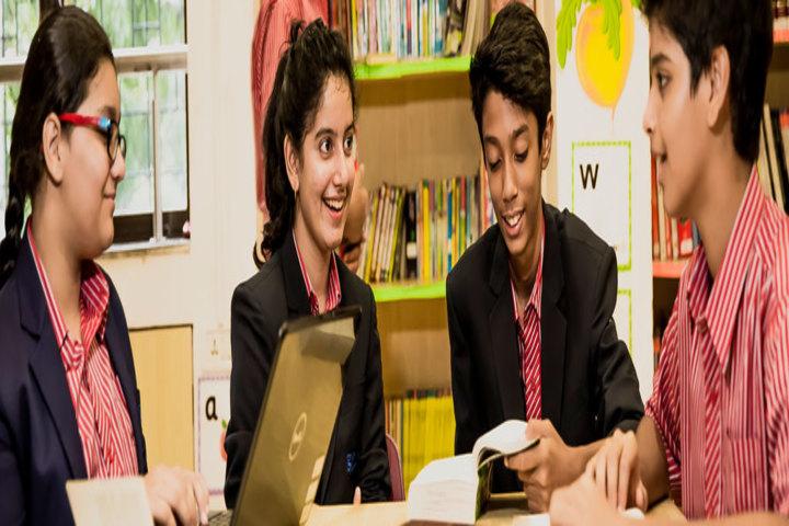 Ryan Global School-Library