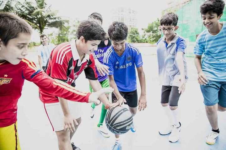 Ryan Global School-Football