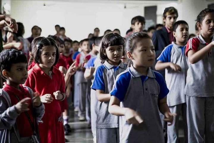 Ryan Global School-Activity