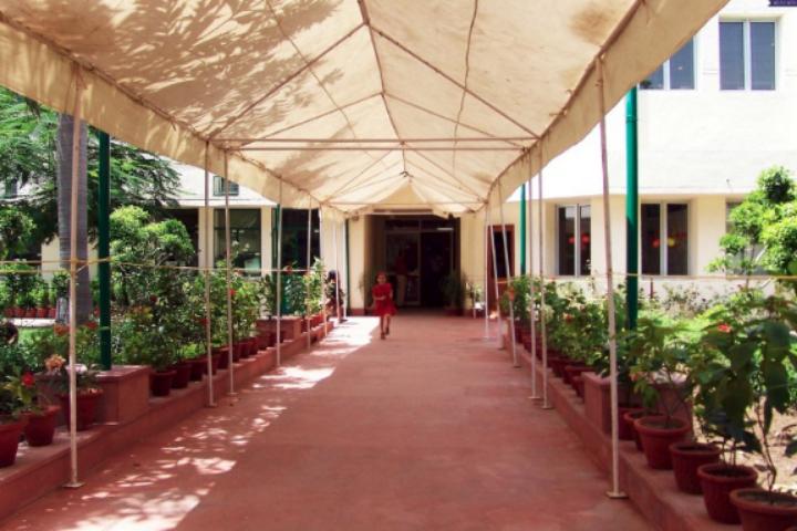 Campus Gate