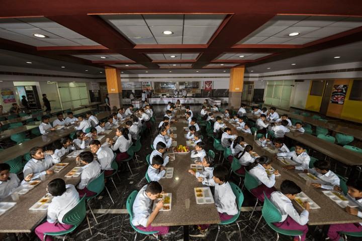 Vidsan Charterhouse cafeteria