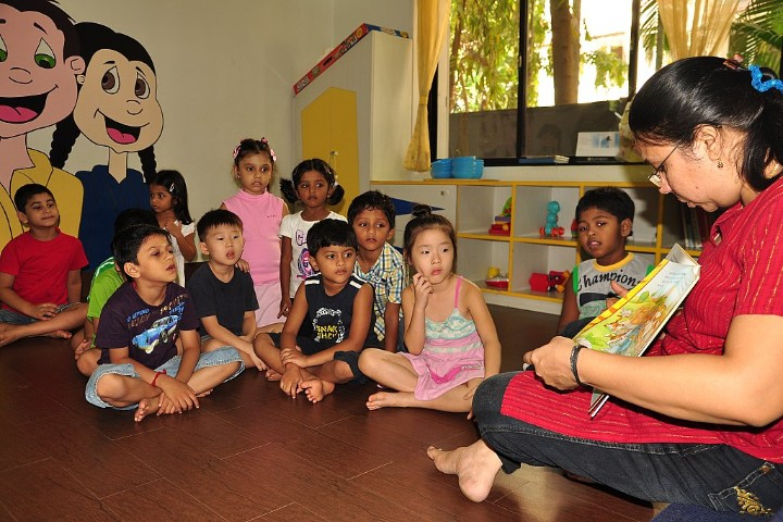 aLphabet international school-classroom