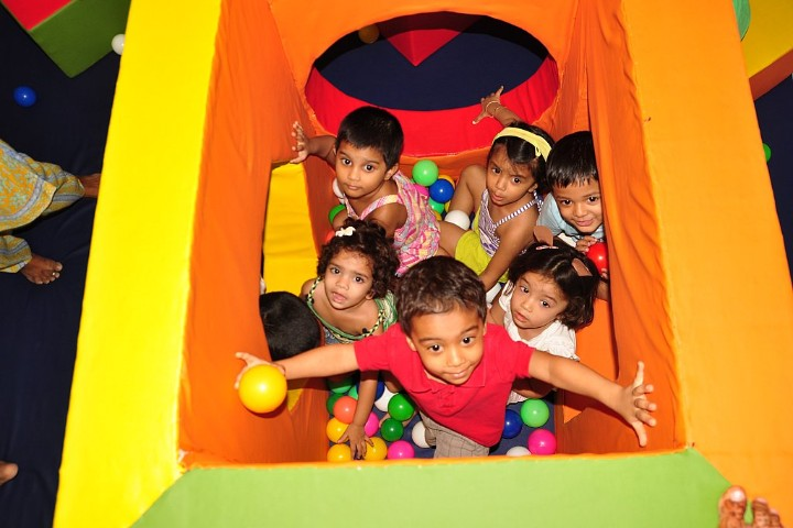 aLphabet international school-playing area