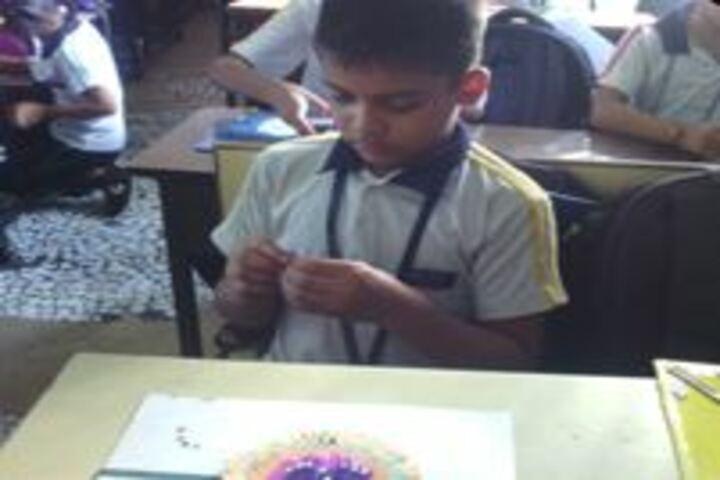 Matushri Kashiben Vrajlal Valia International Vidyalaya-Activity