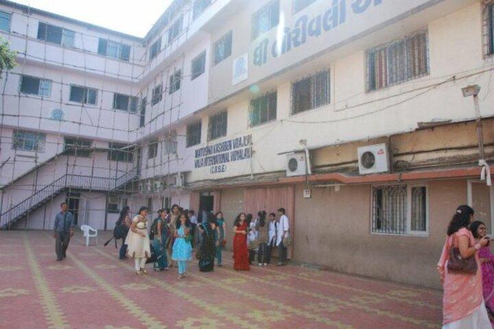 Matushri Kashiben Vrajlal Valia International Vidyalaya-School Building