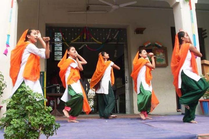 Shree Vidyanagar High School-Independence Day
