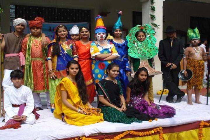Shree Vidyanagar High School-Program
