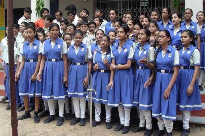 Shree Vidyanagar High School-Singing