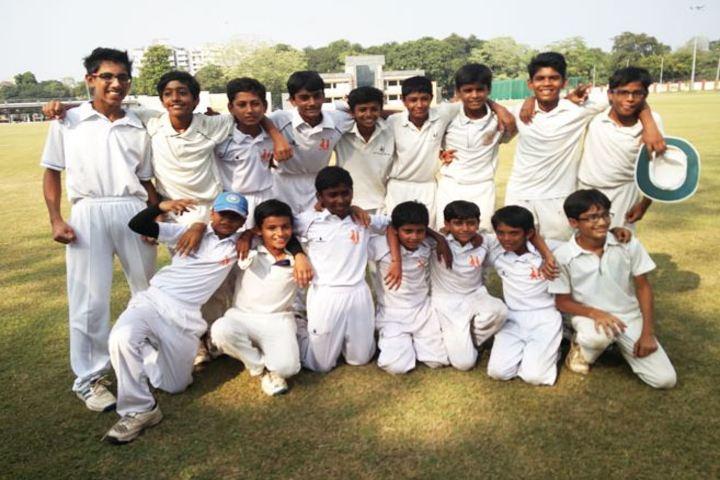 Shree Vidyanagar High School-Sports
