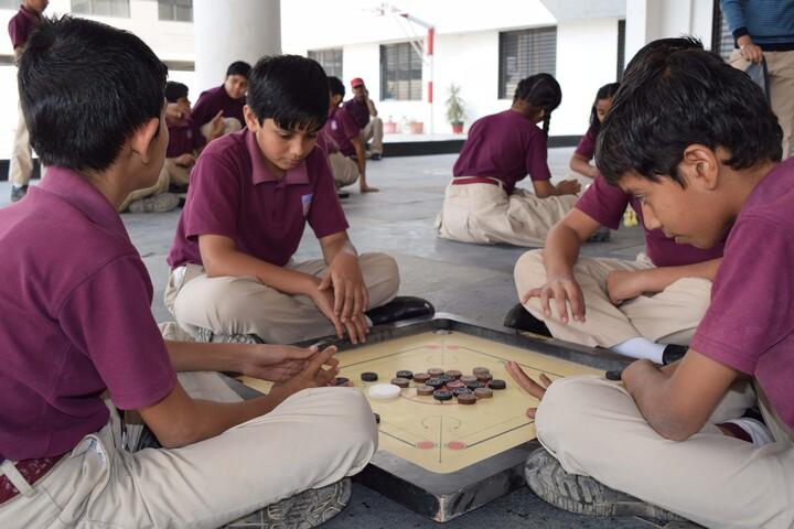 Devasya International Public School-Carrom