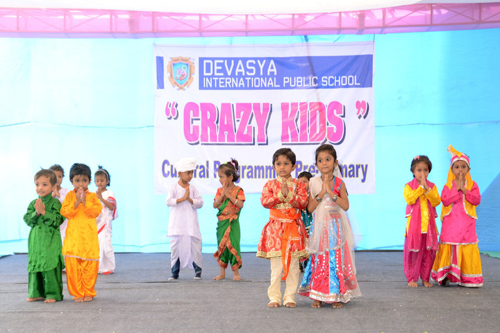 Devasya International Public School-Dance
