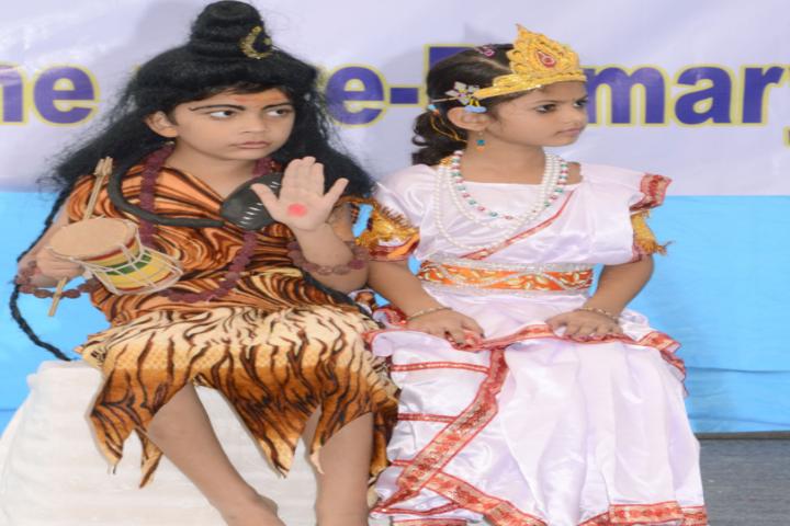 Devasya International Public School-Fancy Dress