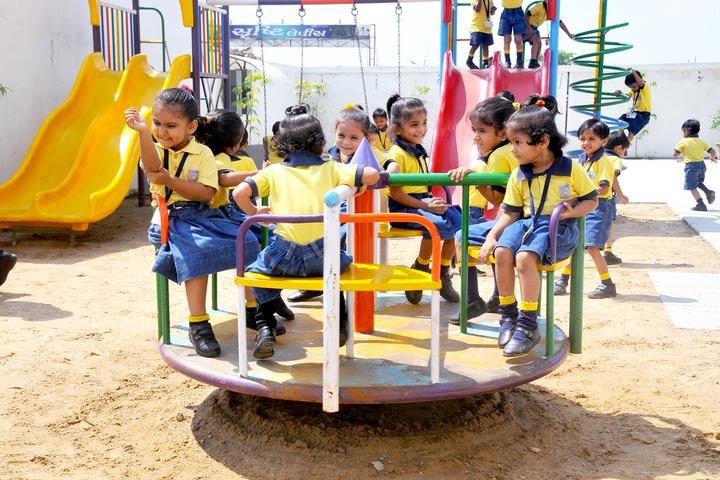 Devasya International Public School-Play Area