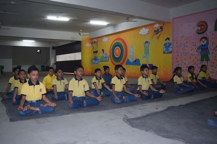 Devasya International Public School-Yoga