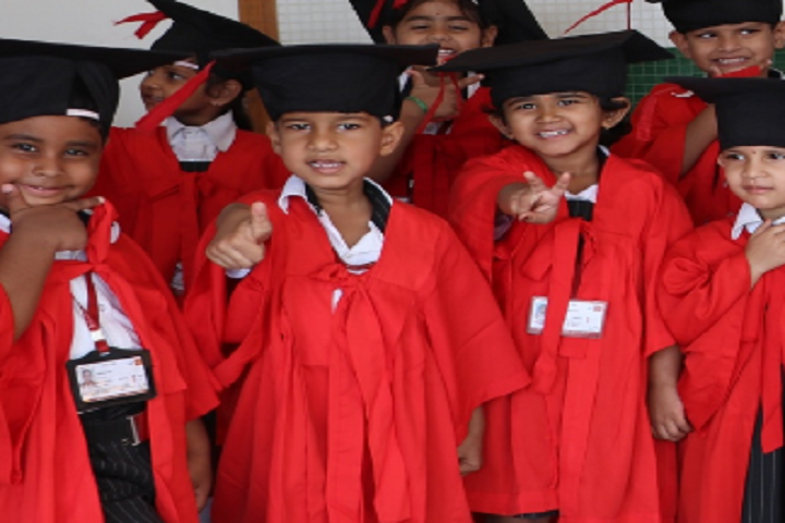 Silver Oaks International School-Graduation Ceremony