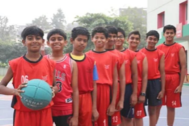 Silver Oaks International School-Sports Team