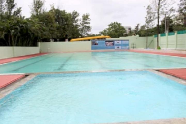 Silver Oaks International School-Swimming Pool