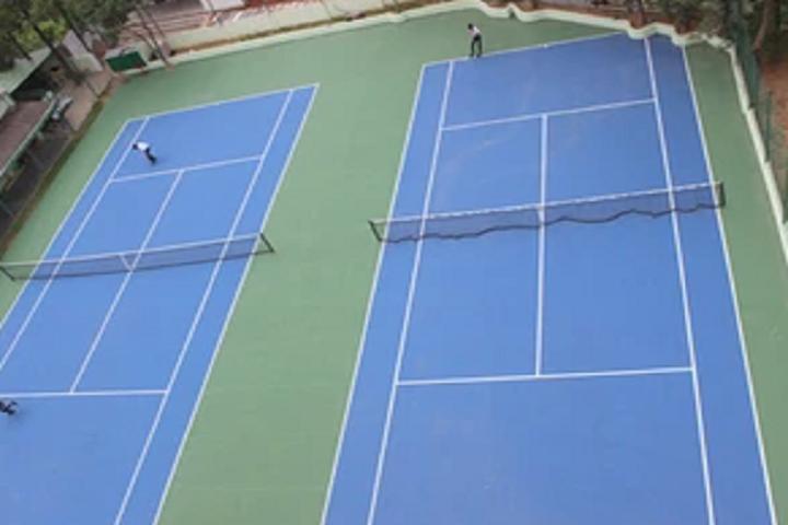 Silver Oaks International School-Tennis Field