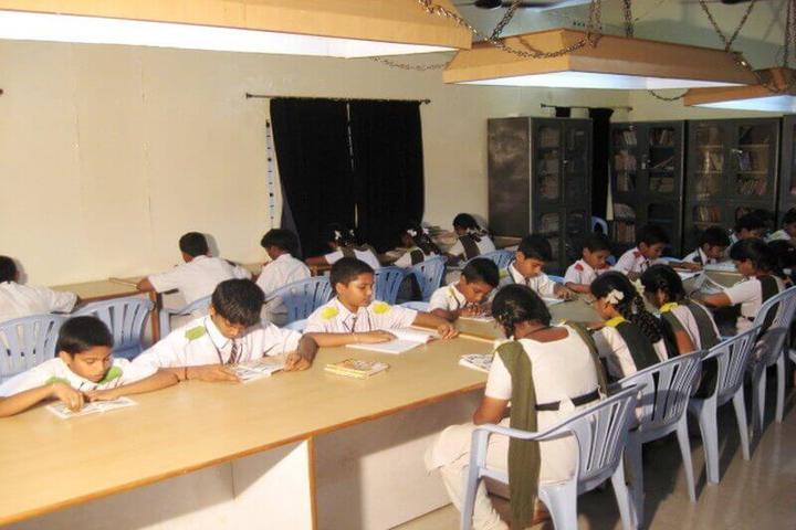 Kavirayani Public School-Library