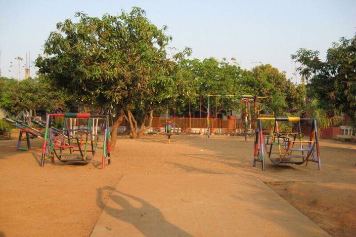 Kavirayani Public School-Play Area