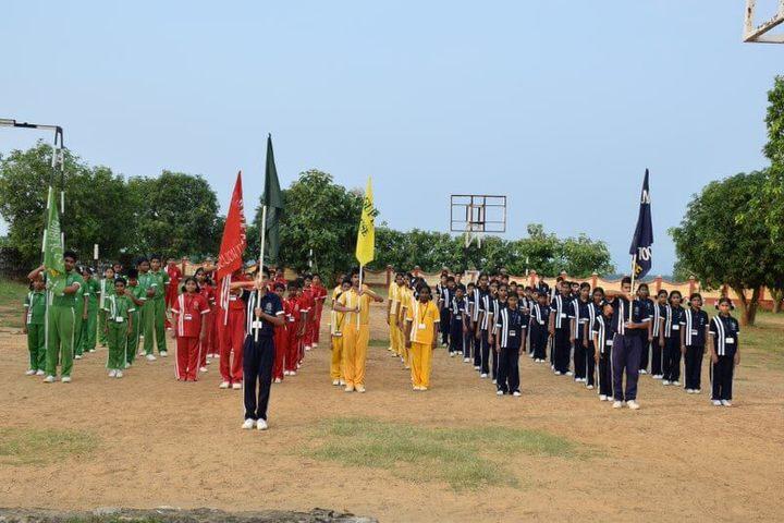 Kavirayani Public School-Sports Day