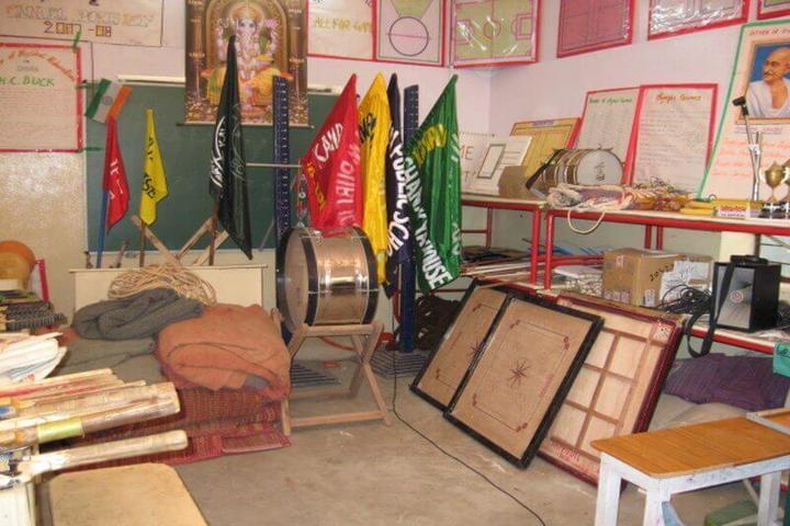 Kavirayani Public School-Sports Room