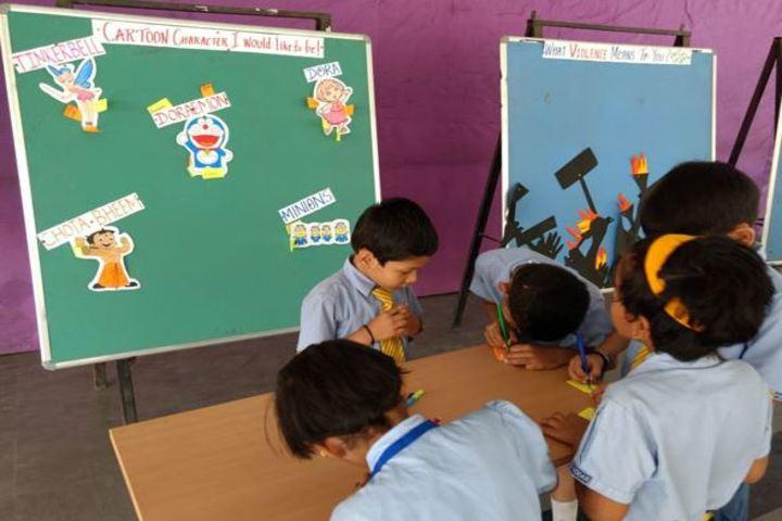 Podar International School-Arts