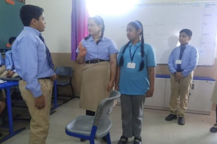 Podar International School-Boot Camp