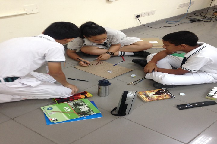 DPS International School-Drawing Competition