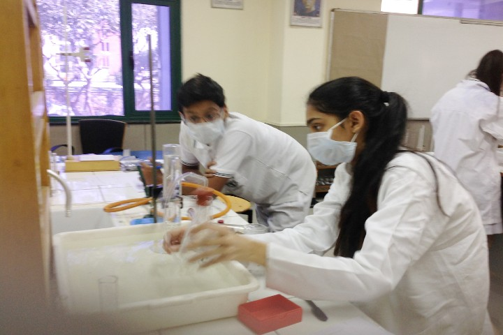 DPS International School-Lab