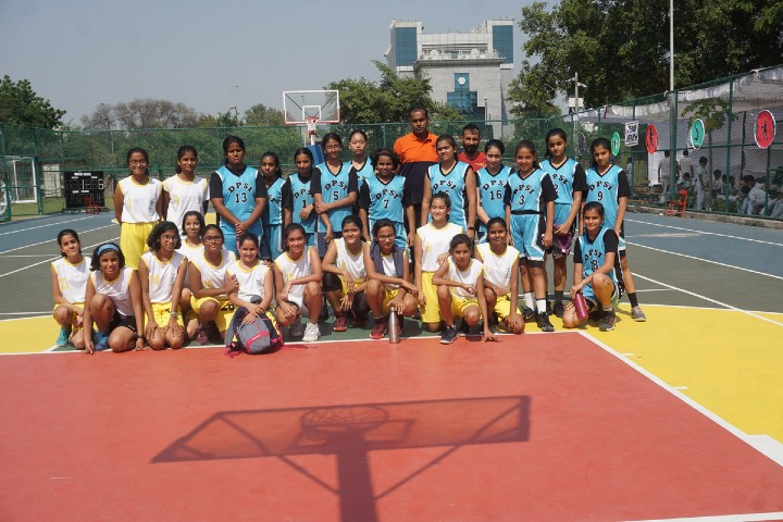 DPS International School-Sports