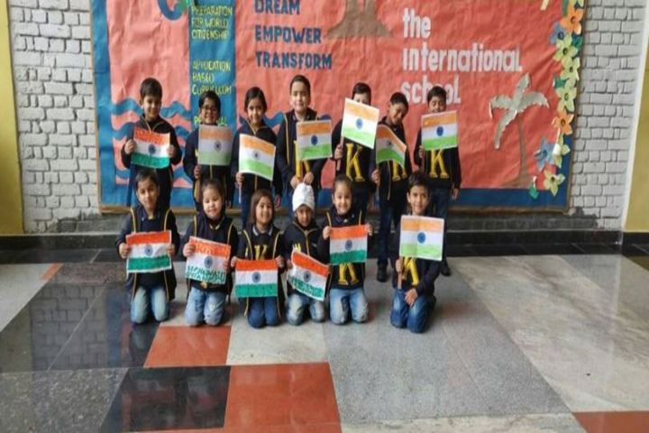 Kimberley The International School-Independence Day Celebrations