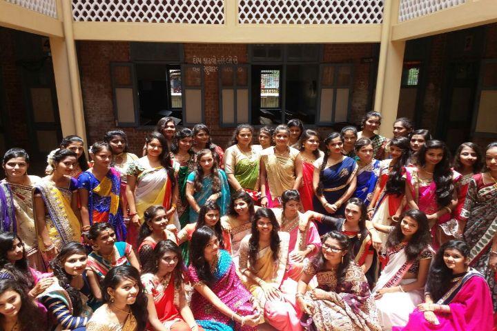 Maharani Girls High School-Farewell