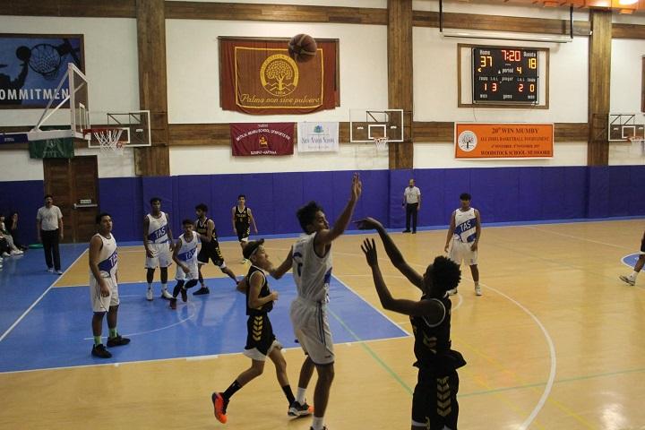 Woodstock School-Basket Ball Court