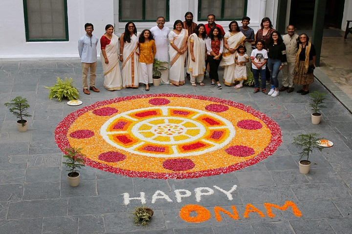 Woodstock School-Onam Celebration