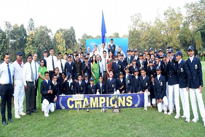 The Rashtriya Indian Military College-Athletics