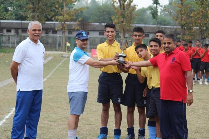 The Rashtriya Indian Military College-Hockey Winner