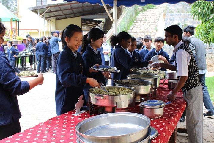 Hebron School-Food Week