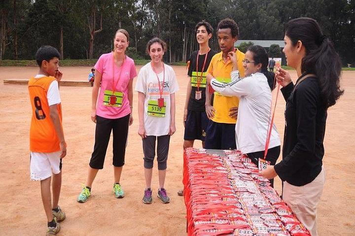 Hebron School-Running Competition Winner