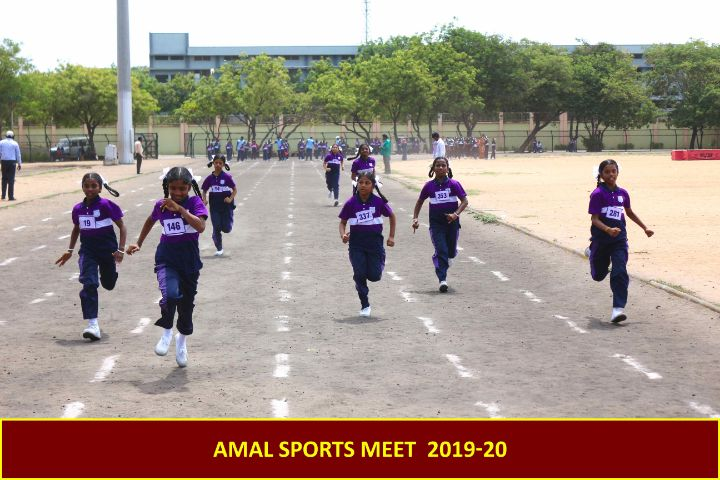 Amalorpavam Higher Secondary School-Race