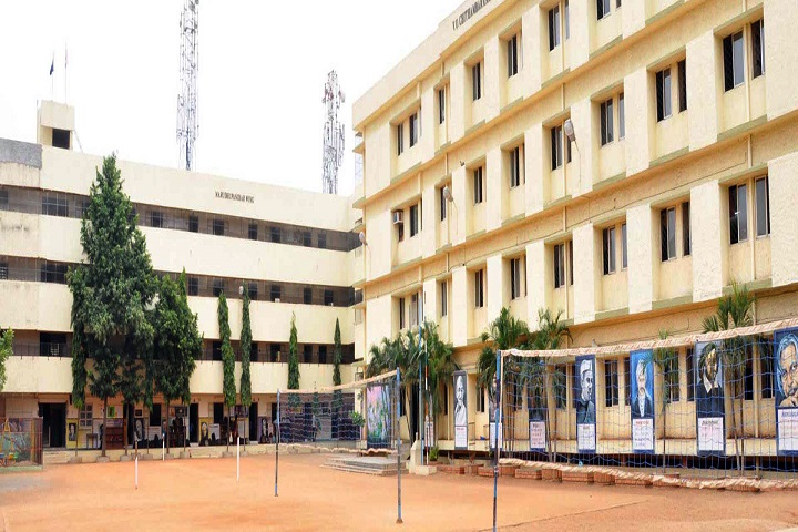 Velammal Matriculation Higher Secondary School-Campus