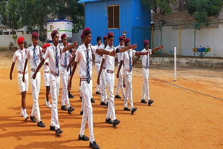 Velammal Matriculation Higher Secondary School-NSS